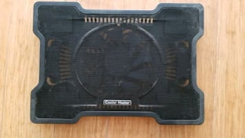 cooler master laptop cooling pad. Works great