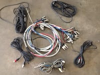Cable wires for Dj and sound systems Toronto, M3N 1X6
