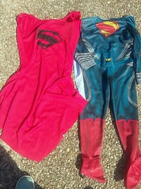 Superman costume small age 4-6 Yorktown, 23693