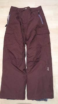 Brown snow pants size 12 youth  Vaughan, L4L
