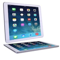 Apple iPad Air with Wi-Fi + Cellular 16GB - White & Silver - AT&T Winter Springs