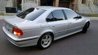 BMW 540i LoW km Brampton, L6P 2S1