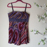 BCBGirls Satin Bustier Tops - Size M Edinburg, 78539