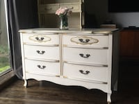 Delivery - pretty antique French country dresser  Toronto, M9B 3C6