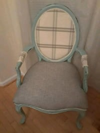 Beautifully refinished/upholstered chair. Severna Park, 21146
