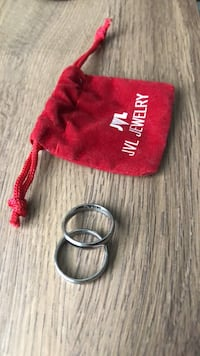 Wedding Band/ Promise Rings, matching set by JVL Jewlers Quincy, 02169