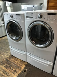 Washer and dyer gas LG Paterson, 07524