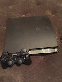 Sony ps3 slim excellent condition, comes with 6 games Covington, 70433