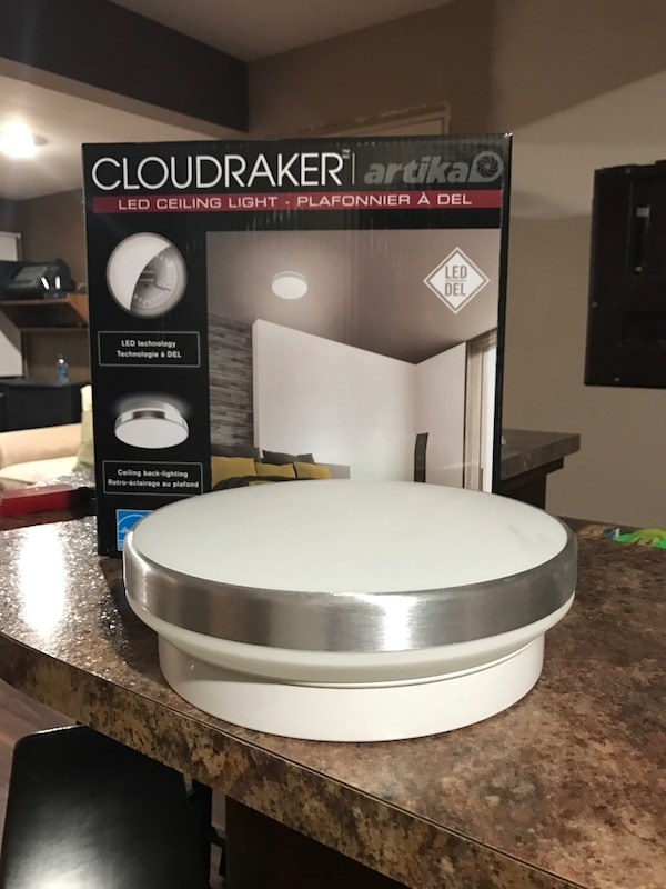 Used Cloudraker led ceiling light box in Coquitlam letgo