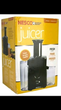 Nesco Juicer Obetz, 43207