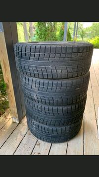 4 Tires & Rims .. off Honda Civic - 2014 Oshawa