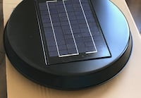 Solar attic fan Olney