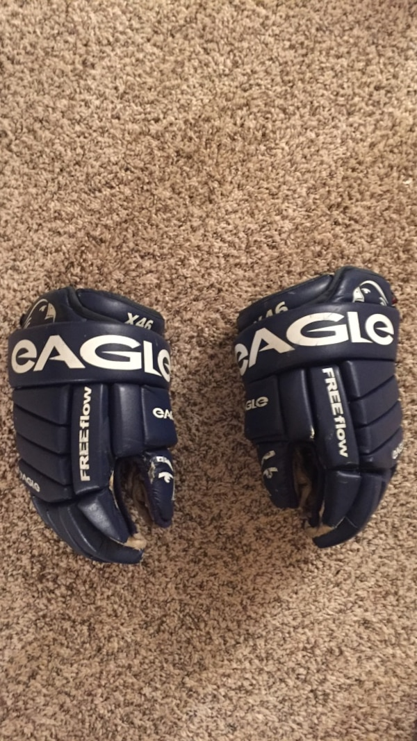 Eagle Hockey Gloves For Sale - The Best Quality Gloves
