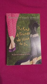 The Kind of Friends We Used to Be (book) Springfield, 62707