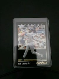 1993 Pinnacle Ken Griffey Jr. Baseball card Millersville, 21108