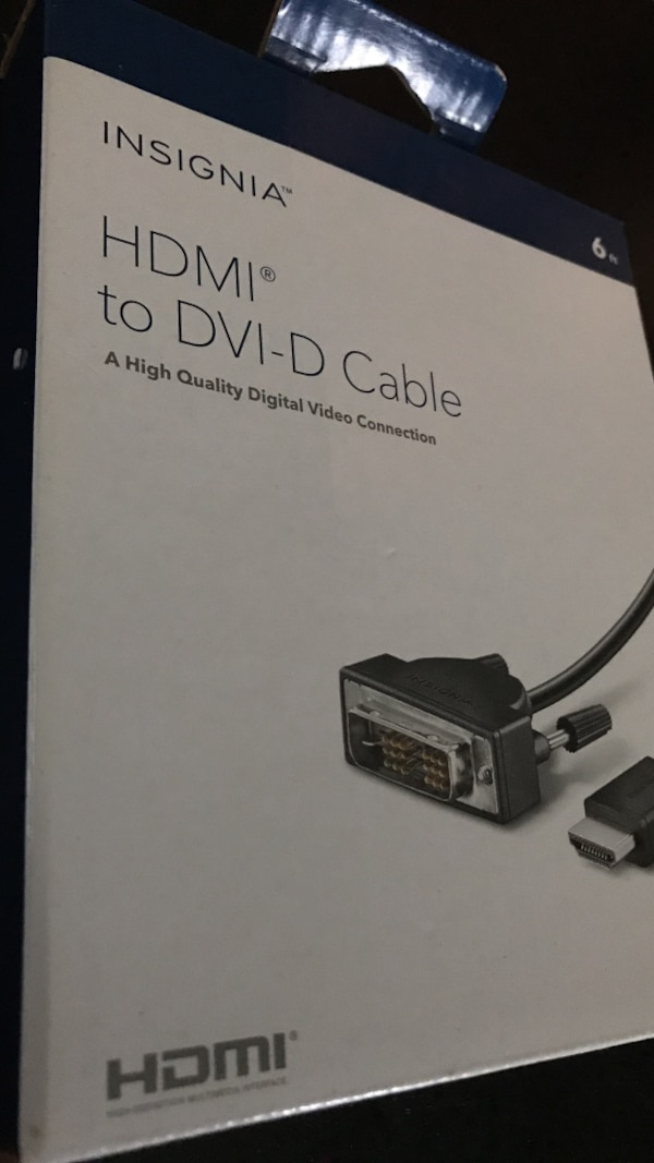 what is a dvi-d cable used for
