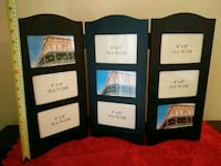 New accordion picture frame