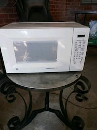 white GE over-the-range microwave oven Mandeville, 70448