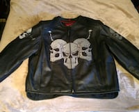 Leather jacket reduced to $125 Avon, 56310