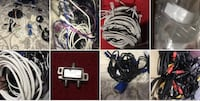 All and any Cord you need or want ever-VGA, CABLE, ANDROID, IPHONE, IPOD, AC, DC, RCA, CAT, LAPTOP CHARGERS, WALL PLUG INS, ADAPTERS, AUX, EXTENSION, EVERYTHING JUST ASK Lakewood, 80232
