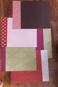 Your choice of 10 scrapbook pages