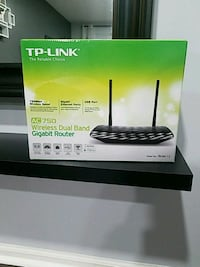 Wireless Dual Band Gigabit router Leesburg
