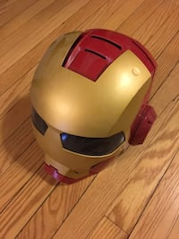 Toy iron man helmet  Chevy Chase, 20815