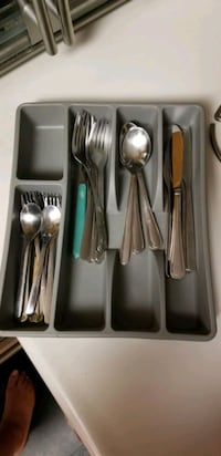 Ikea Utensils and caddy Mississauga