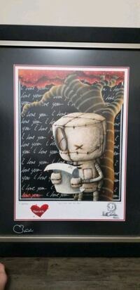 """Simple Words With Such Power"" by Fabio Napoleoni Edmonton, T5E 6M4"