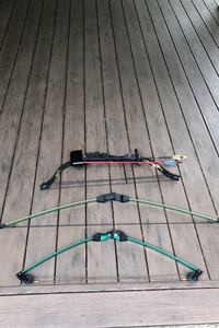 3 Archery Bows: 1 Bear Scout, 1 Barnett Youth, Bear Brave Golden Eagle Centreville, 20120