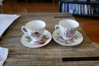 Sheltonian China teacup and saucer Mississauga, L5B 4N3