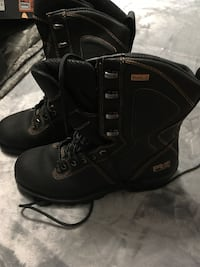 "New 10"" high Timberland Work Boots"