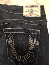 True Religion Women's Jeans Hamilton