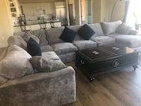 Sectional Los Angeles, 91040