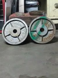 Olympic Weights La Puente, 91744