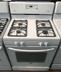 Amana gas stove 90 days warranty Reisterstown, 21136