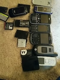 cell phone collection  Surrey, V4A 2J9