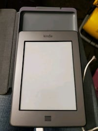 Kindle reader with case,case has light