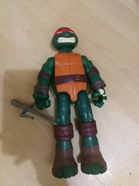 Red Ninja turtle Winnipeg, R2J 1A6