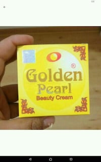 Golden pearl cream  Madrid
