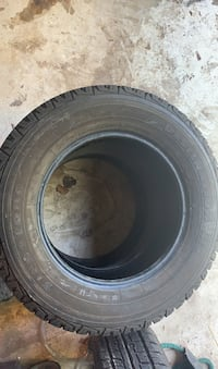 2 P245/65R17 almost new tires!!!!