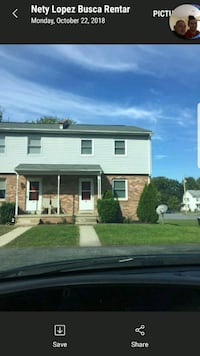HOUSE For Rent 3BR 1.5BA Walkersville