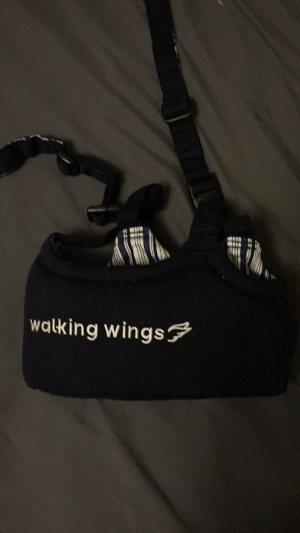 Walking Wings for helping with baby