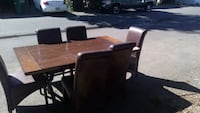 Veryll built table and chairs250 OBO Chico, 95926