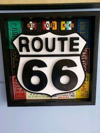 a picture of route 66 Alexandria, 22309