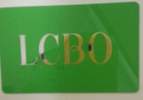$100 LCBO Gift Card for selling
