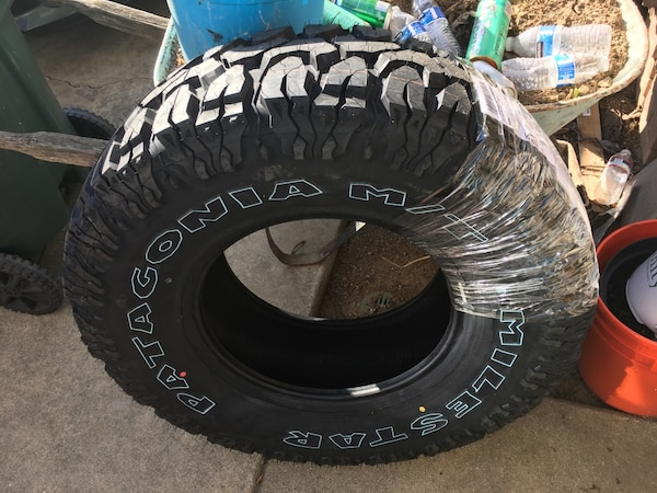 315 70R17 Tires >> Milestar Patagonia M T 315 70r17 Tire Brand New