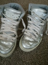 Women's sparkly DC bling sneakers Portland, 97202