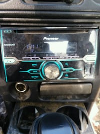 black and blue car stereo Houston, 77002