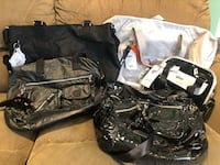 5 Kipling Bags for $75 - 3 with tags 2 without  Levittown, 11756